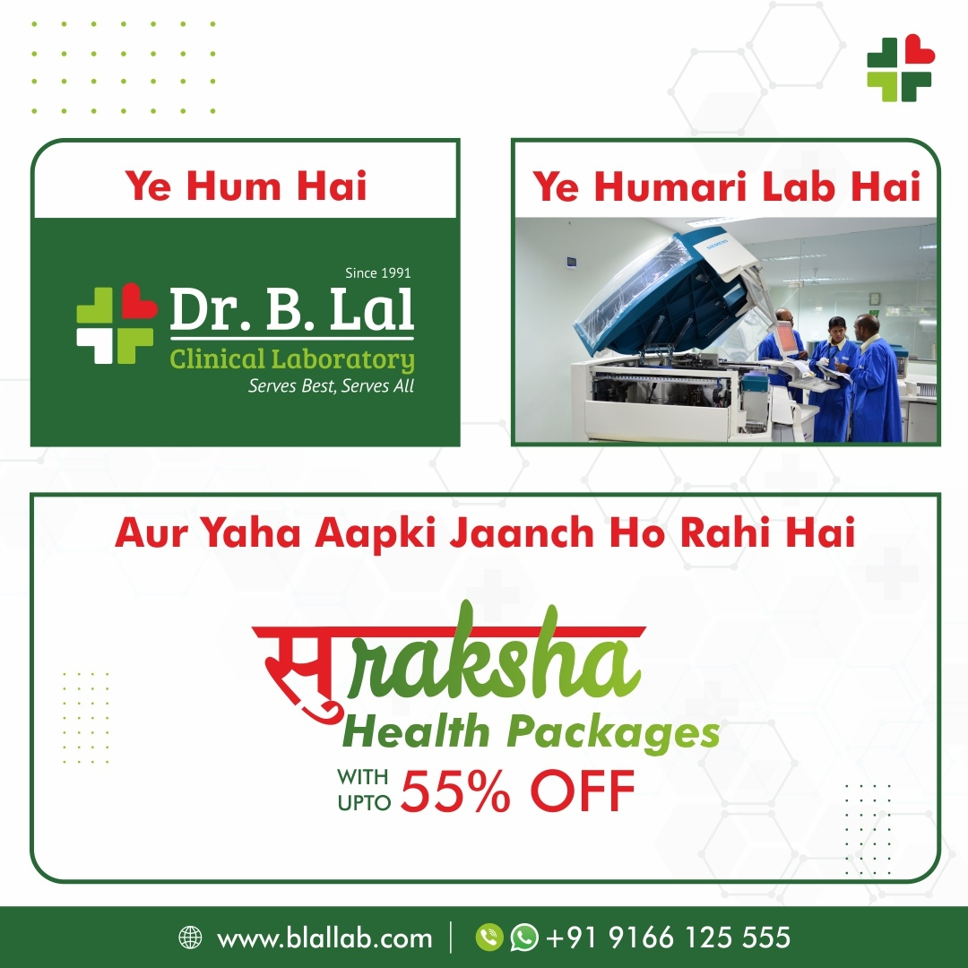 #PawriHoRahiHai | Suraksha Health Packages with upto 55% off
