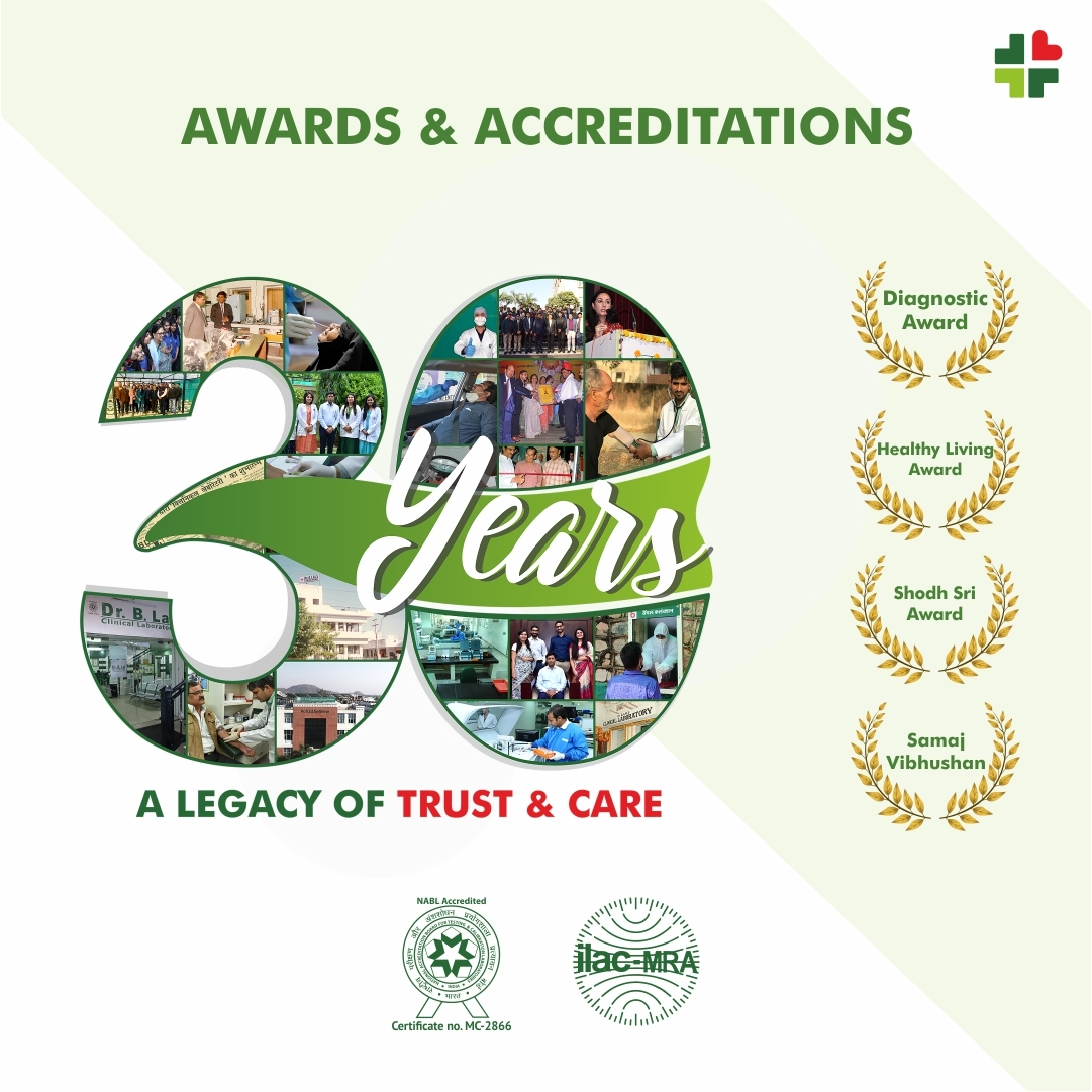 Awards & Accreditations | #30YearsofTrustandCare