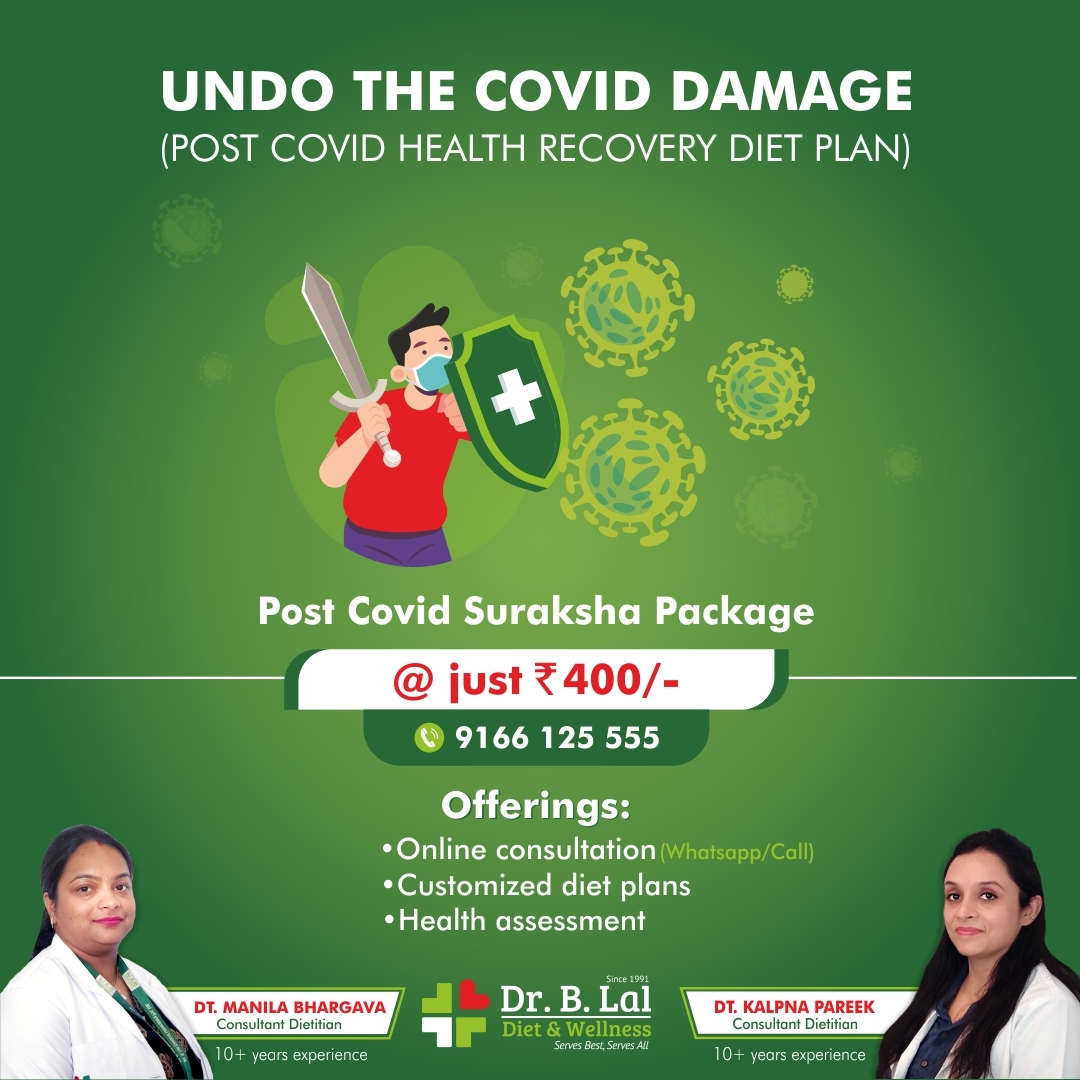 Post Covid Suraksha Package | blallab.com