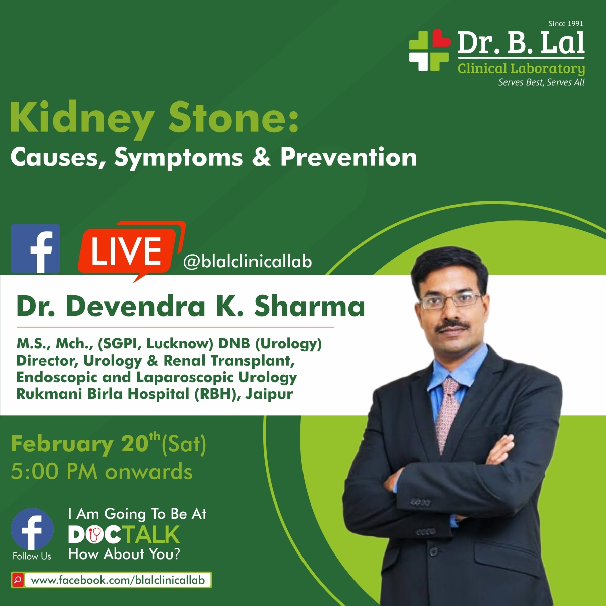 #DocTalk | Kidney Stone: Causes, Symptoms & Prevention