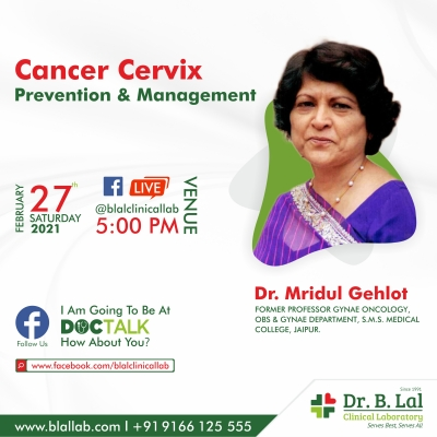#DocTalk | Cancer Cervix Prevention and Management