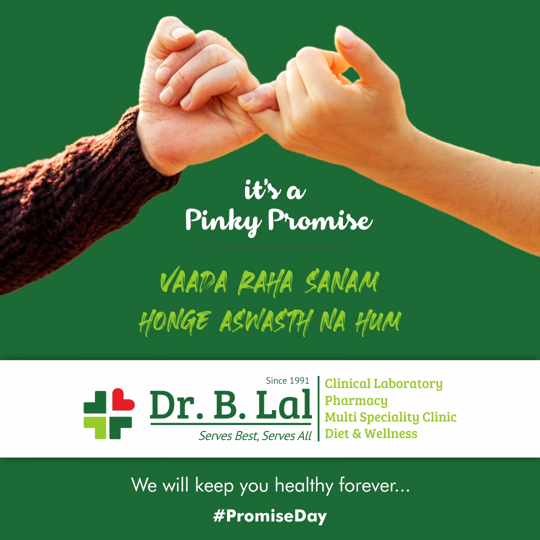 Promise Day | We will keep you Healthy Forever